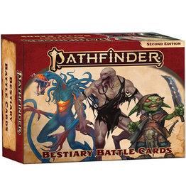 Paizo Publishing Pathfinder RPG: Bestiary Battle Cards (P2)