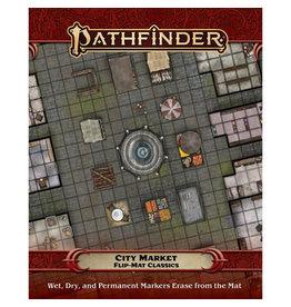 Paizo Publishing Pathfinder RPG: Flip-Mat Classics - City Market