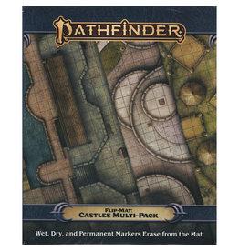 Paizo Publishing Pathfinder RPG: Flip-Mat - Castles Multi-Pack
