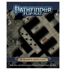 Paizo Publishing Pathfinder RPG: Flip-Mat - Wizard`s Dungeon