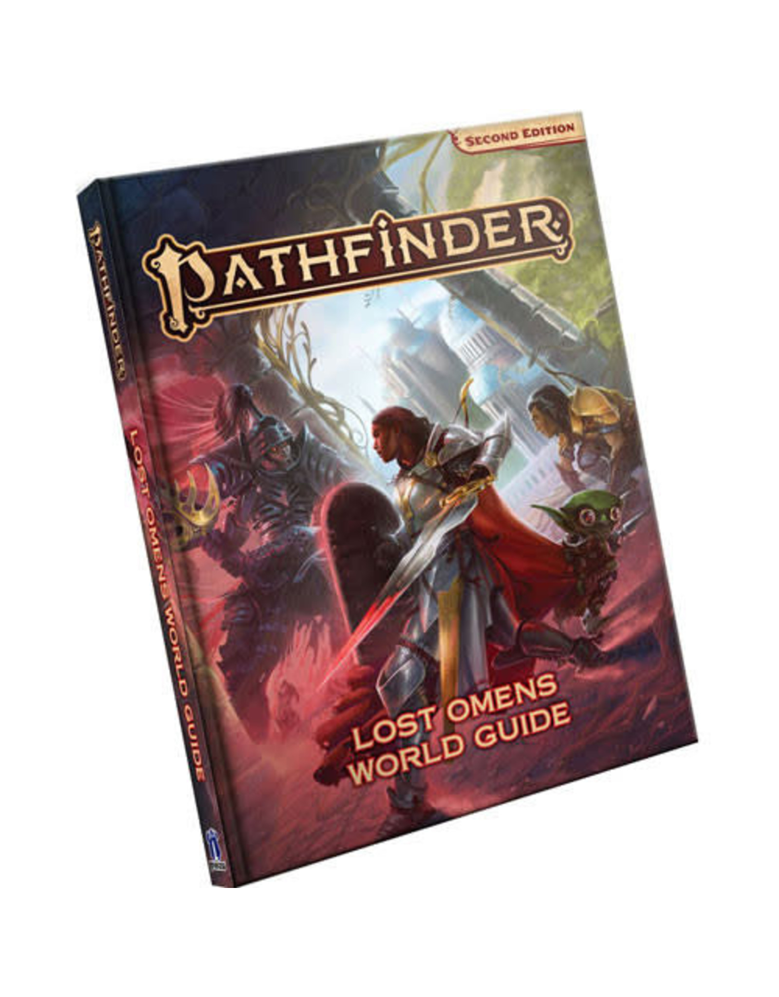 Paizo Publishing Pathfinder RPG: Lost Omens - World Guide Hardcover (P2)