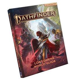 Paizo Publishing Pathfinder RPG: Lost Omens - World Guide Hardcover (P2)