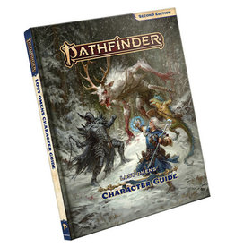 Paizo Publishing Pathfinder RPG: Lost Omens - Character Guide Hardcover (P2)