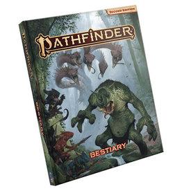 Paizo Publishing Pathfinder RPG: Bestiary Hardcover (P2)