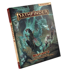 Paizo Publishing Pathfinder RPG: Bestiary 2 Hardcover (P2)