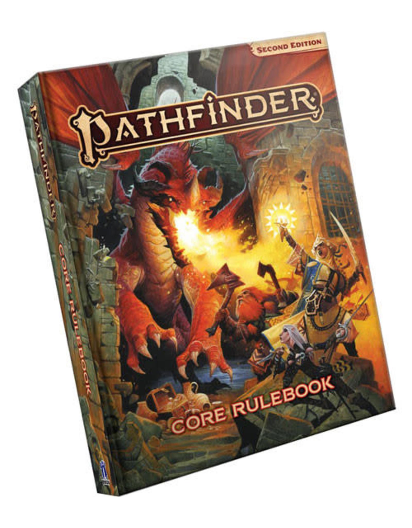 Paizo Publishing Pathfinder RPG: Core Rulebook Hardcover (P2)