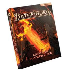 Paizo Publishing Pathfinder RPG: Advanced Player`s Guide Hardcover (P2)
