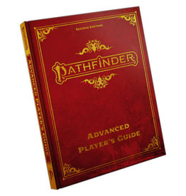 Paizo Publishing Pathfinder RPG: Advanced Player`s Guide Hardcover (Special Edition) (P2)