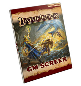 Paizo Publishing Pathfinder RPG: GM Screen (P2)