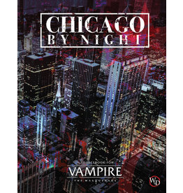 Onyx Path Publishing Vampire The Masquerade: Chicago by Night