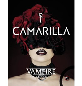 Onyx Path Publishing Vampire The Masquerade: Camarilla Supplement Hardcover