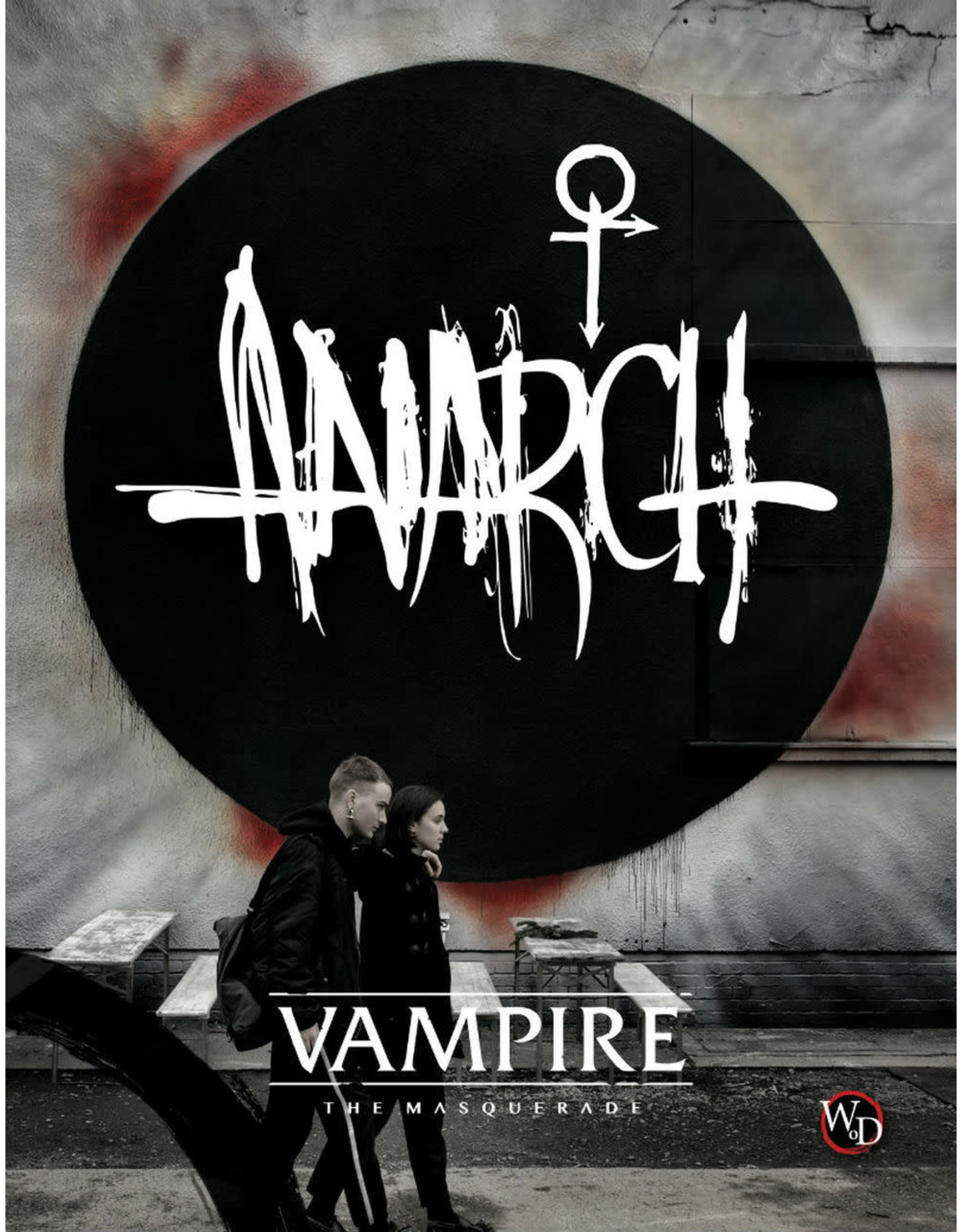 Onyx Path Publishing Vampire The Masquerade: Anarch Supplement Hardcover