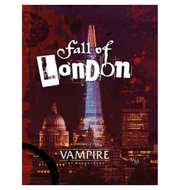 Onyx Path Publishing Vampire The Masquerade: The Fall of London