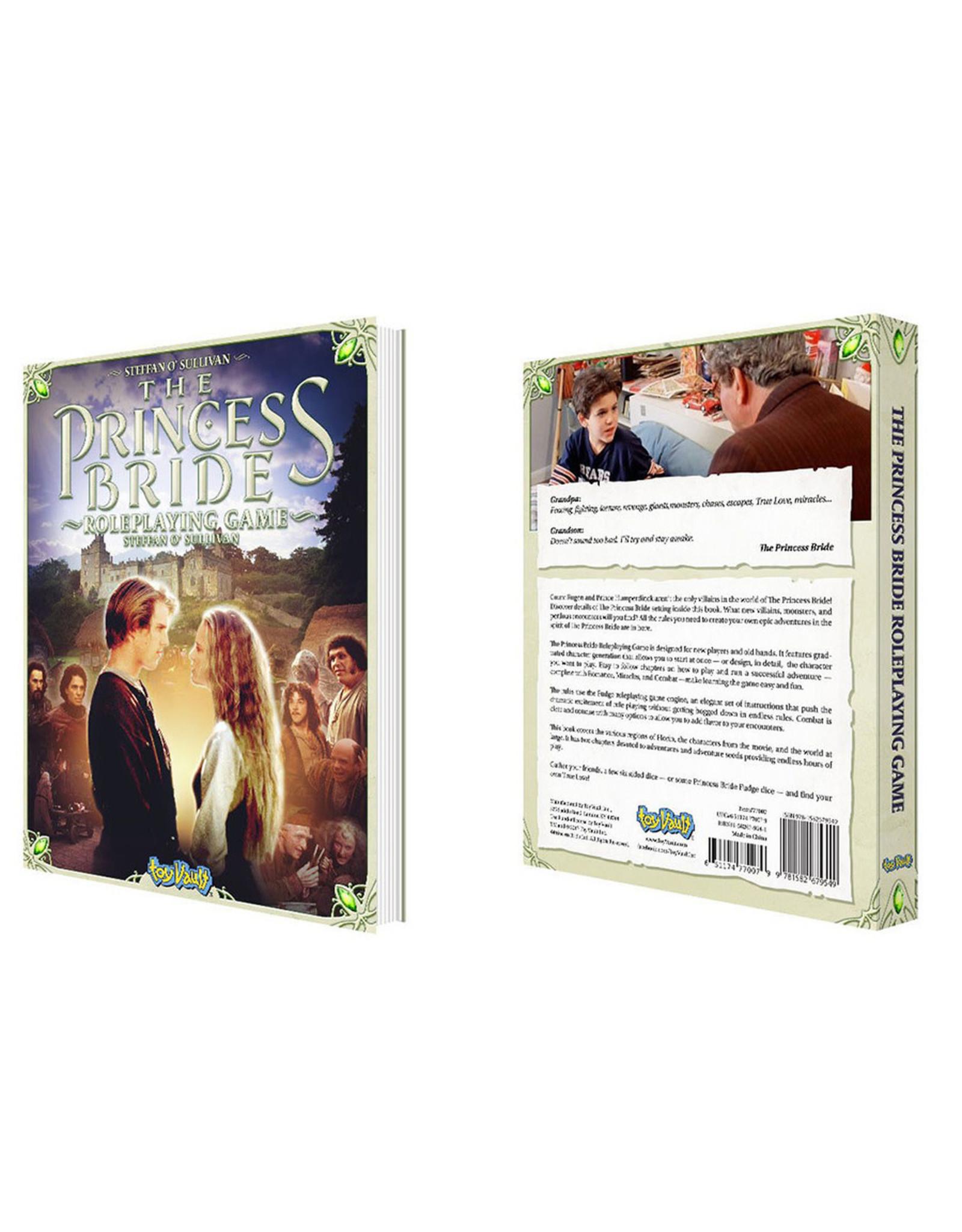 Toy Vault The Princess Bride RPG