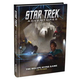 Modiphius Entertainment Star Trek Adventures RPG: Core Rulebook