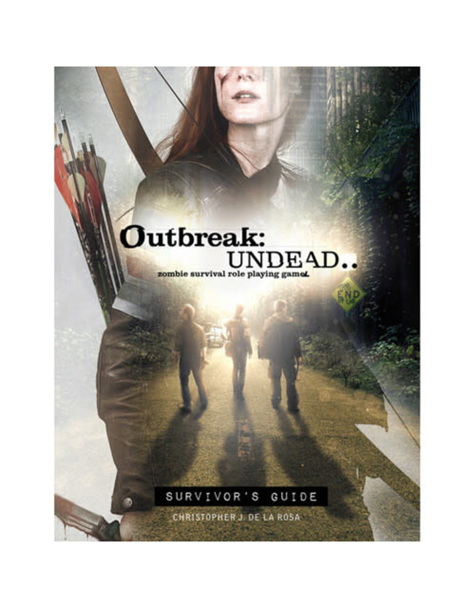 Renegade Game Studios Outbreak Undead 2nd Edition RPG: Survivor`s Guide