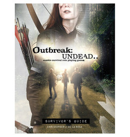 Renegade Game Studios Outbreak Undead 2nd Edition RPG: Survivor`s Guide