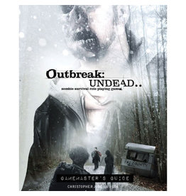 Renegade Game Studios Outbreak Undead 2nd Edition RPG: Gamemaster`s Guide