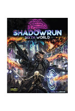 Catalyst Game Labs Shadowrun RPG: 6th Edition Core Rulebook (Sixth World)