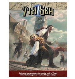 John Wick Presents 7TH SEA RPG 2ND EDITION: CORE RULEBOOK