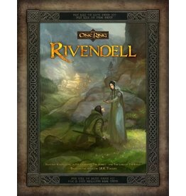 Cubicle Seven THE ONE RING RPG: Rivendell (Hardcover)