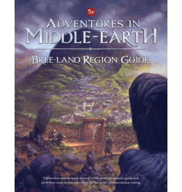 Dungeons and Dragons RPG: Adventures in Middle-Earth - Breeland Region Guide