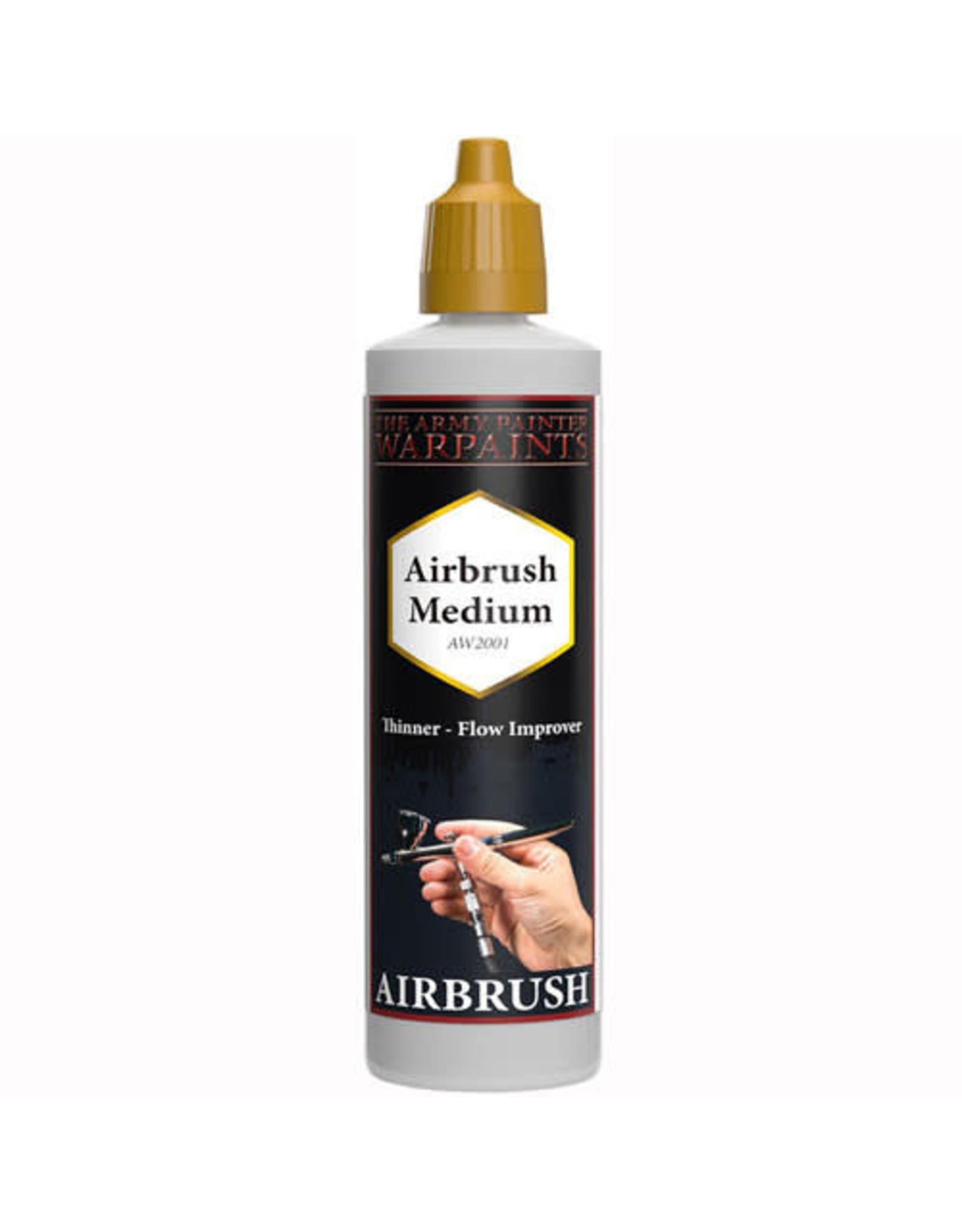 TAP Airbrush Medium: Thinner - Flow Improver (100ml)