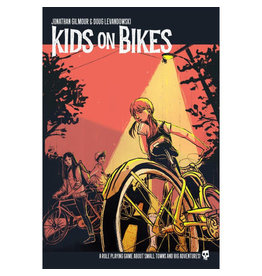 Renegade Game Studios Kids on Bikes RPG: Core Rulebook