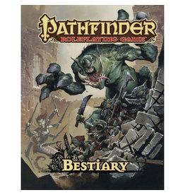 Paizo Publishing Pathfinder RPG 1st Ed Bestiary (Hardcover)