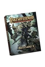 Paizo Publishing Pathfinder RPG 1st Ed Bestiary 3 Pocket Edition (Softcover)