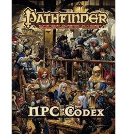 Paizo Publishing Pathfinder RPG 1st Ed NPC Codex (Hardcover)