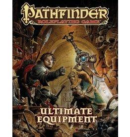 Paizo Publishing Pathfinder RPG 1st Ed Ultimate Equipment (Hardcover)