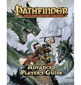 Paizo Publishing Pathfinder RPG 1st Ed Advanced Player's Guide (Hardcover)