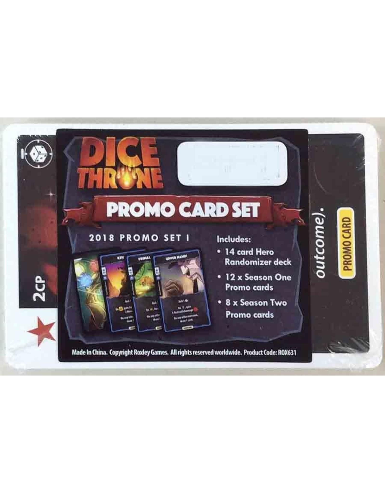 Dice Throne Season 1 Promo Pack 2018