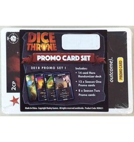 Dice Throne Season 1 Promo Pack 2018