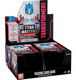 Wizards of the Coast Transformers TCG: Titan Masters Attack Booster Box