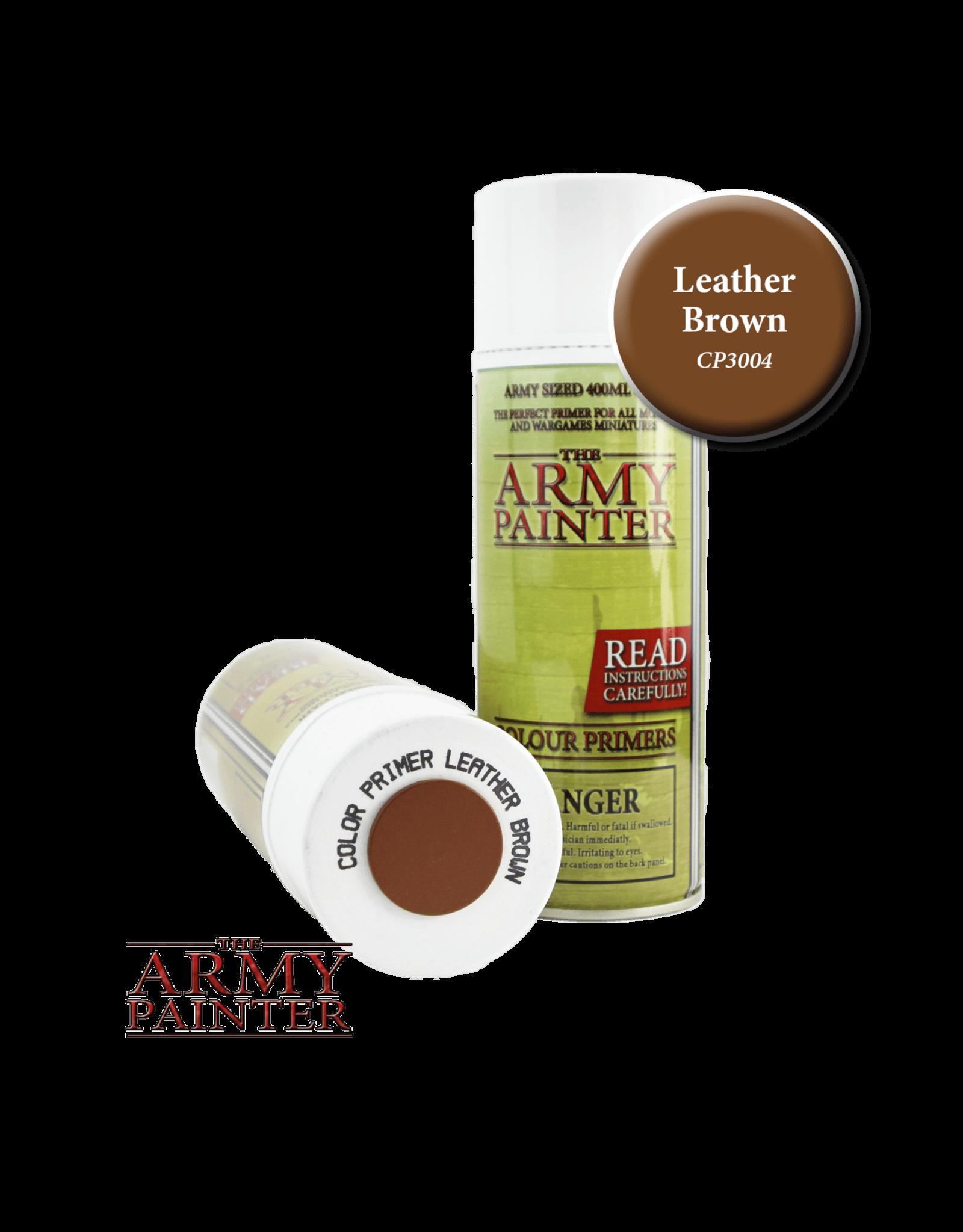TAP Colour Primer: Leather Brown