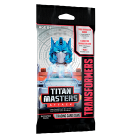 Wizards of the Coast Transformers TCG: Titan Masters Attack Booster Pack
