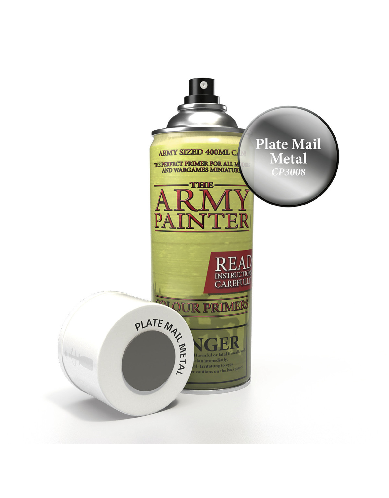 TAP Colour Primer: Plate Mail Metal