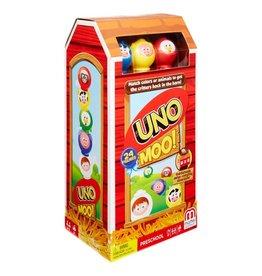 Mattel Games UNO Moo!