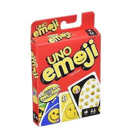 Mattel Games UNO Emojis