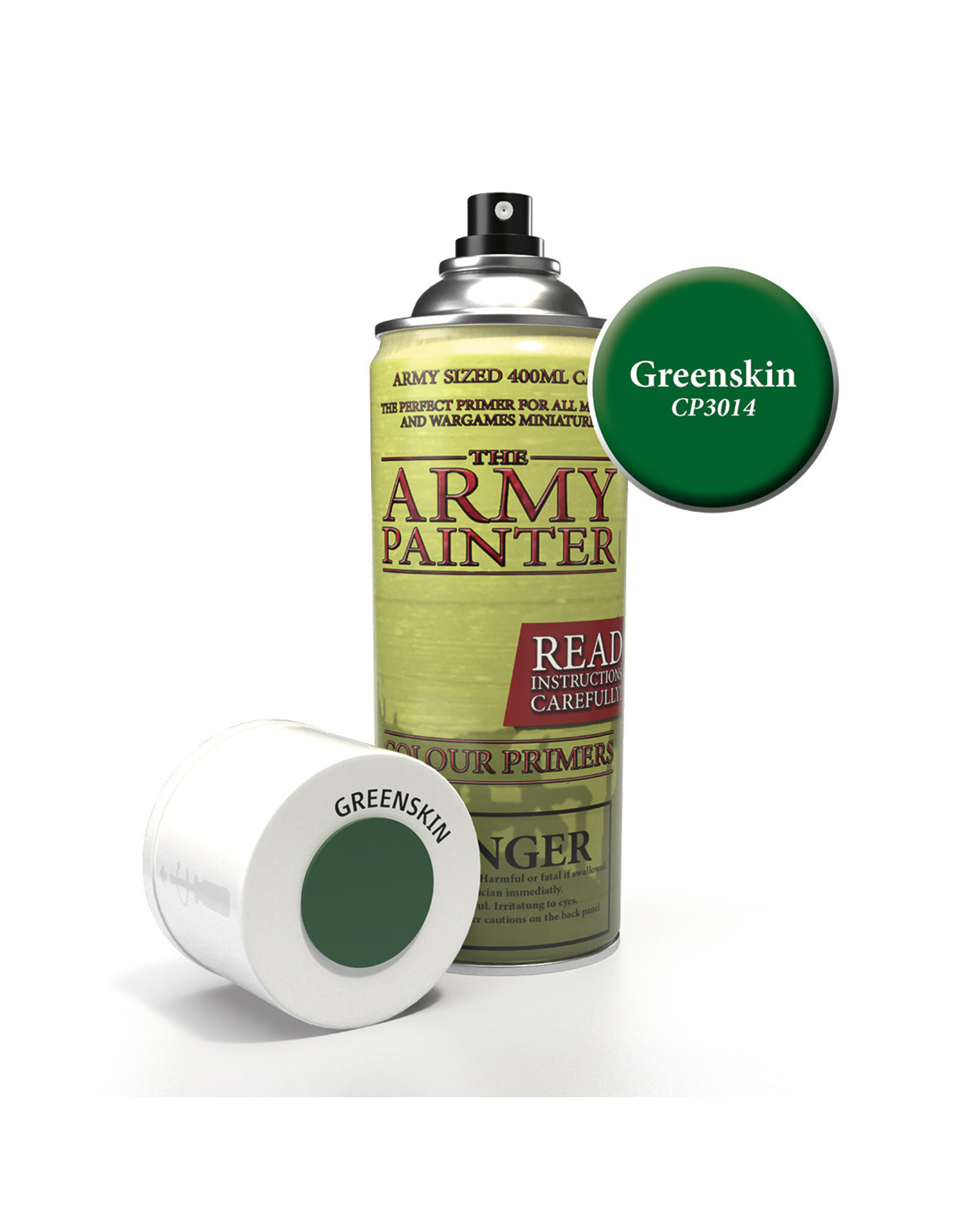 TAP Colour Primer: Greenskin