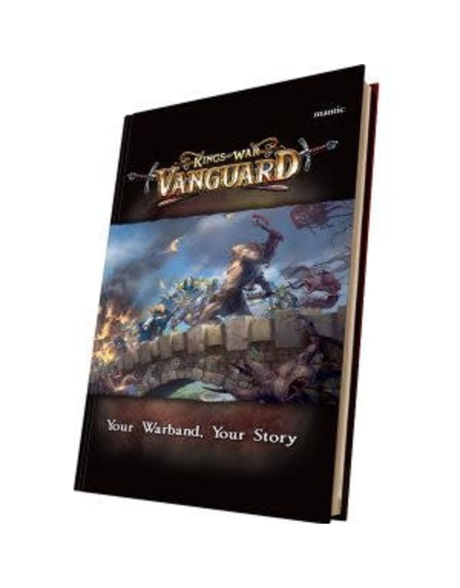 Mantic Games Company Kings of War: Vanguard