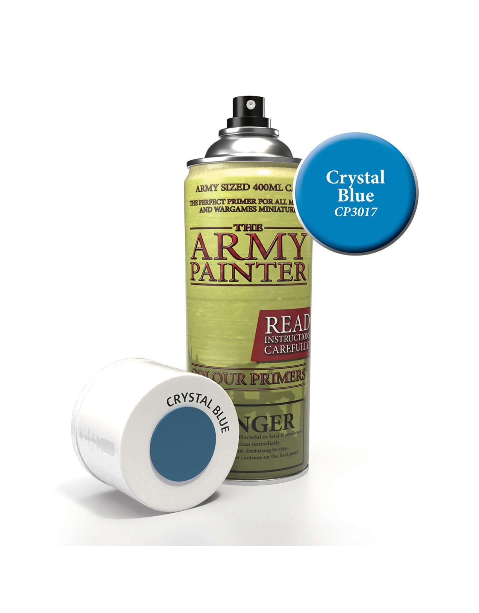 TAP Colour Primer: Crystal Blue