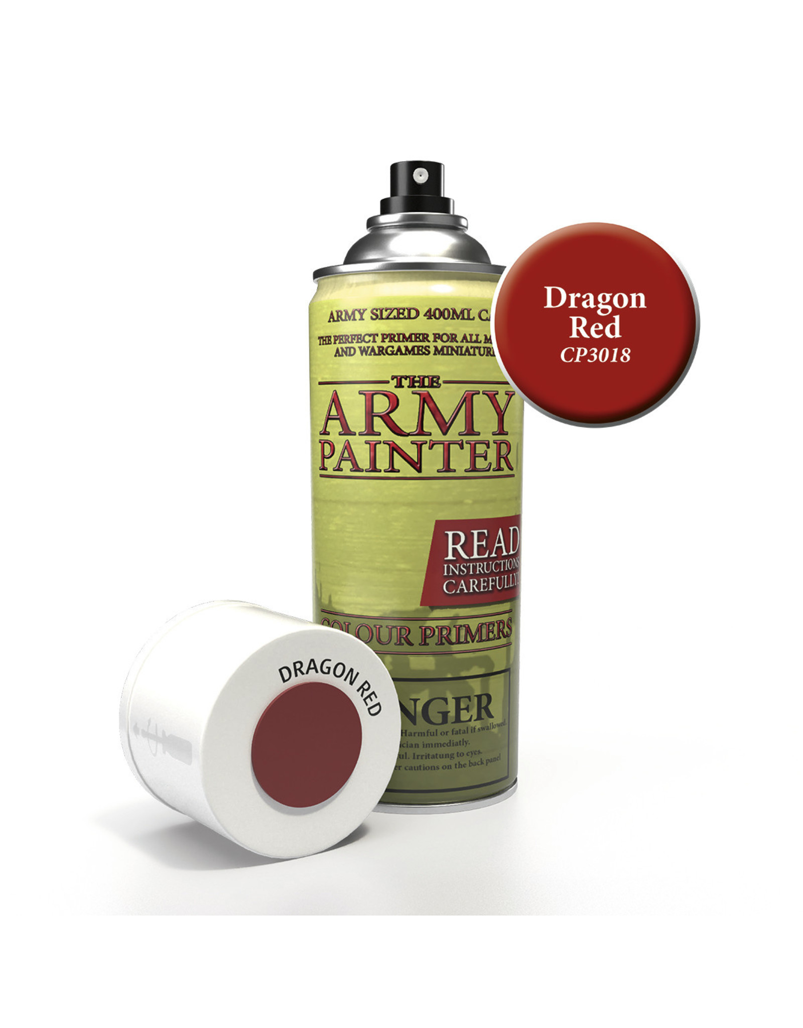 TAP Colour Primer: Dragon Red