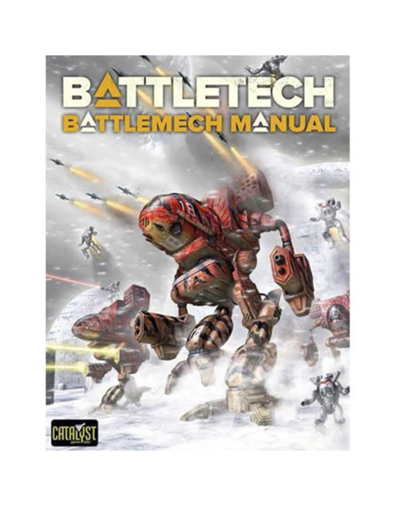 Catalyst Game Labs BattleTech: Battlemech Manual