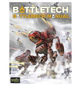 Catalyst Game Labs BattleTech: Battlemech Manual