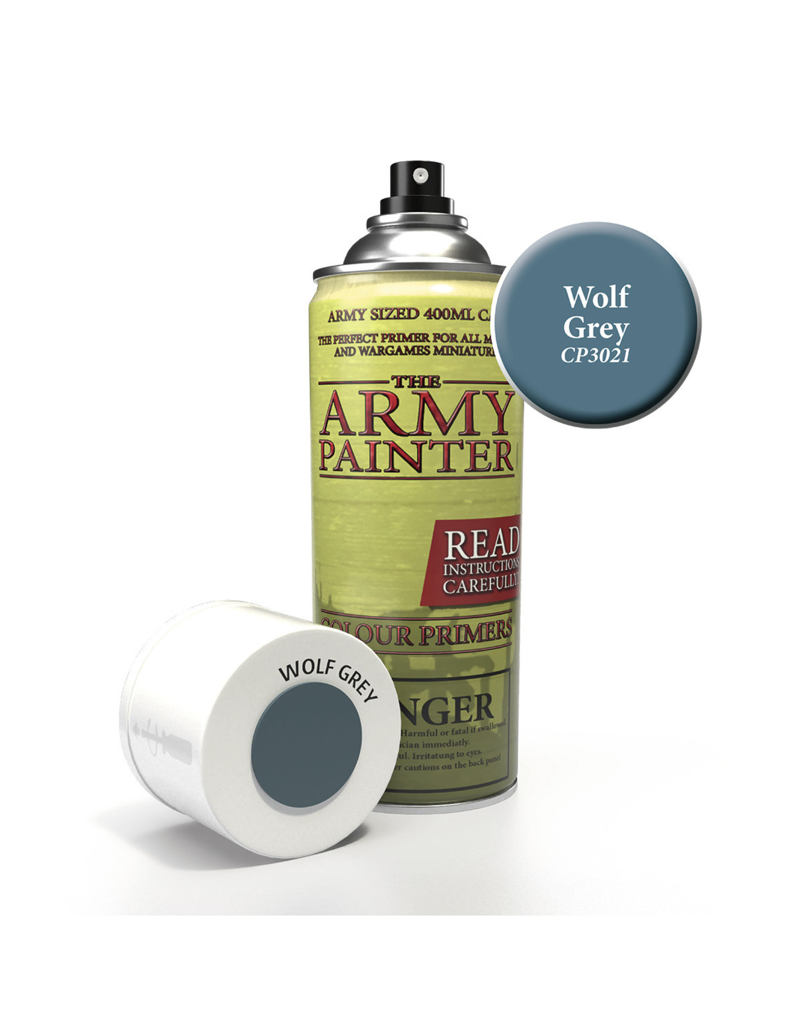 TAP Colour Primer: Wolf Grey
