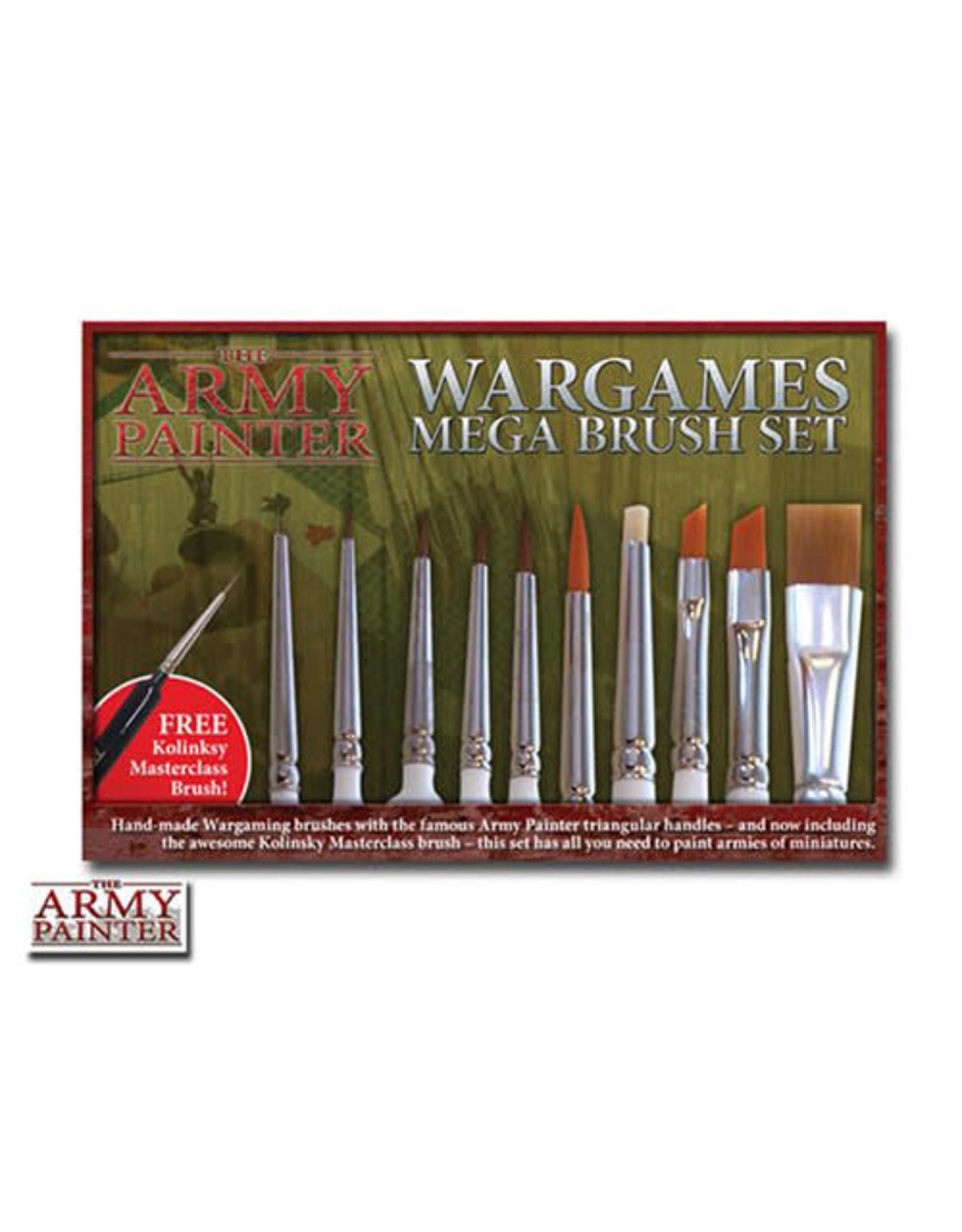 TAP Hobby Starter: Mega Brush Set