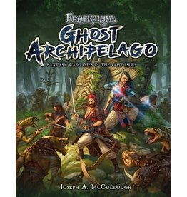 Osprey Games Frostgrave: Ghost Archipelago - Fantasy Wargames in the Lost Isles